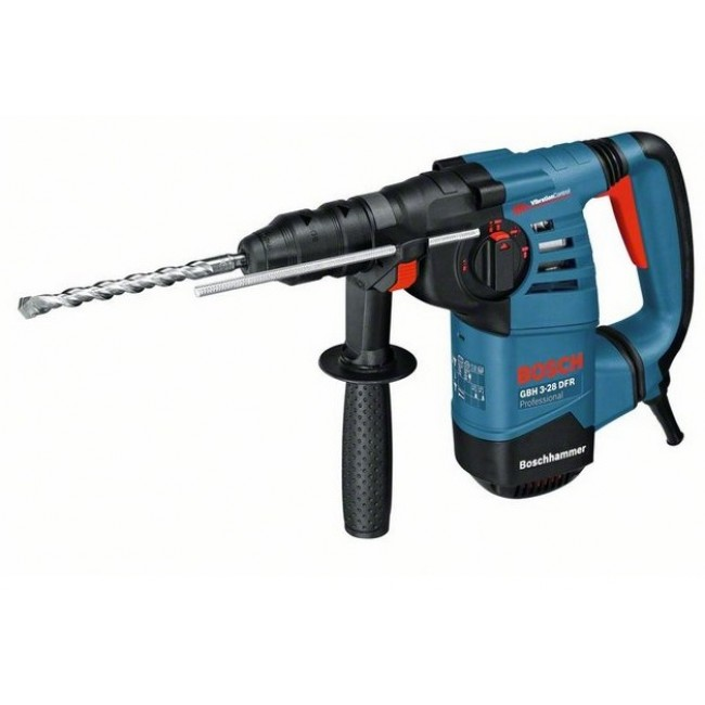Perforateur 800 W SDS-plus GBH 3-28 DFR+coffret LBOXX-061124A004 BOSCH