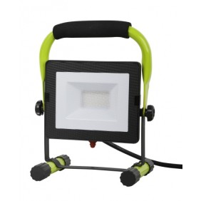 Projecteur de chantier LED - extra plat - Eco Worklight LUCECO