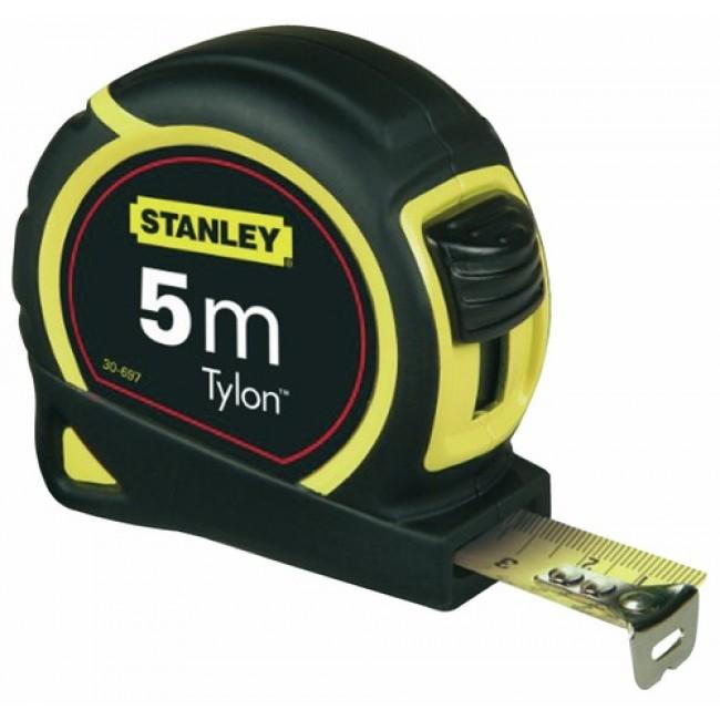Mètre ruban - boîtier bi-matière ergonomique - Tylon STANLEY