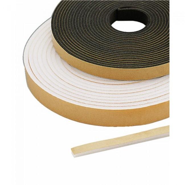 Joint polyuréthane blanc - épaisseur 6 mm BRICOZOR