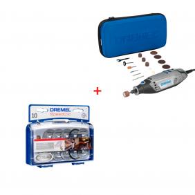Outil multi-fonction DREMEL 3000 + coffret 15+11 accessoires – F0133000KL DREMEL