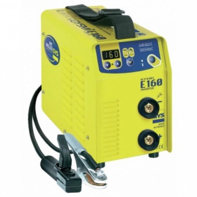 Poste à souder Inverter - Gysmi E 160 GYS