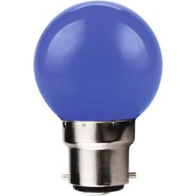 Ampoule LED - 1W - B22 - colorée Kosnic
