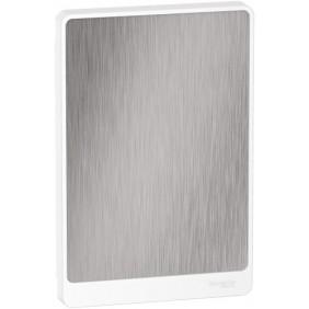 Porte Touch pour coffrets 13 modules Resi9 SCHNEIDER