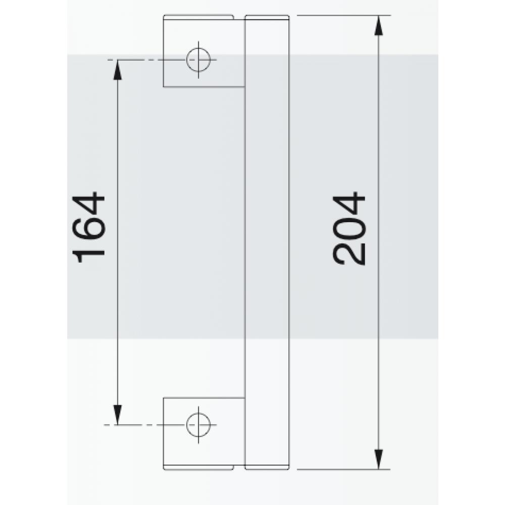 poignee pour baie coulissante alu top poigne escamotable. Black Bedroom Furniture Sets. Home Design Ideas