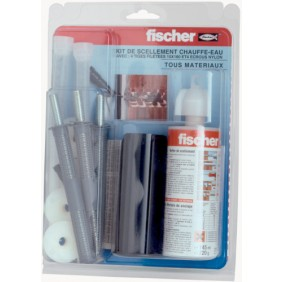 Scellement chimique - résine vinylester - en kit complet - FIS FISCHER