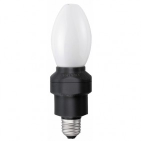 Lampe HID - forme flamme - culot E27 - 85 watts - 3000 k - Relumina HAVELLS SYLVANIA