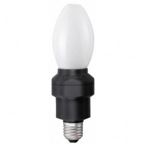 Lampe HID - forme flamme - culot E27 - 85 watts - 3000 k - Relumina SYLVANIA