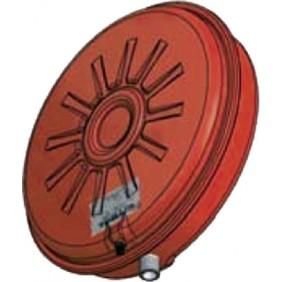 Vase d'expansion plat série VPC-B GITRAL