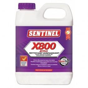 Nettoyant - détartrant et désembouant - biodégradable - X800 SENTINEL