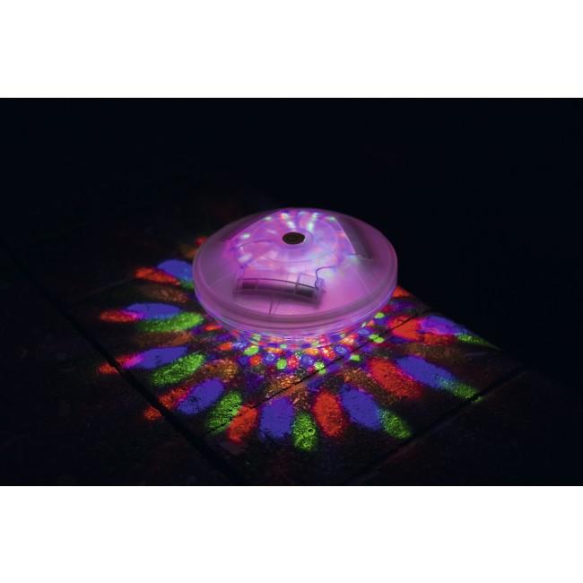 Lumière flottante à LED pour piscine