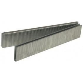 Agrafes pour cloueuse - 5,8x25 mm - 5000 pièces Lacmé