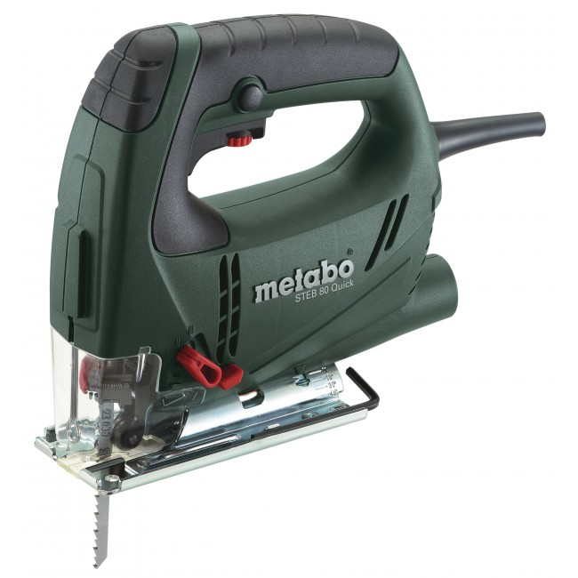 Scie sauteuse 590 W - STEB 80 Quick METABO
