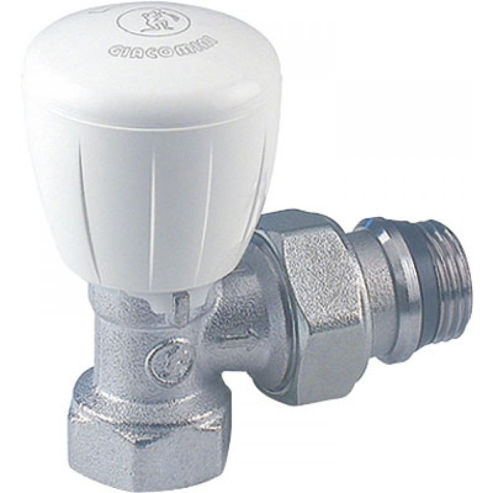 corps de robinet thermostatisable équerre r421tg - filetage 12x17 ... - Radiateur Avec Robinet Thermostatique