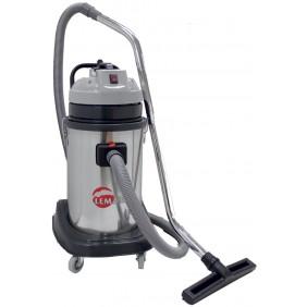 Aspirateur eau et poussière inox 1200W 30L - ASP305 LEMAN