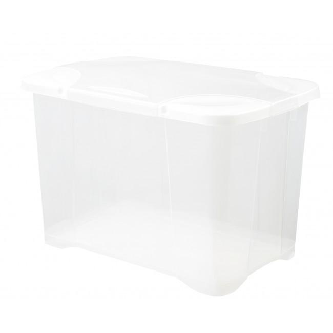 Boîte de rangement plastique - Clippy EDA PLASTIQUES