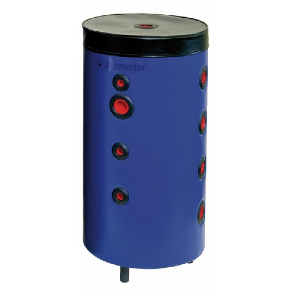 bouteille de m lange bleu chauffage et climatisation pose sur pieds thermador bricozor. Black Bedroom Furniture Sets. Home Design Ideas