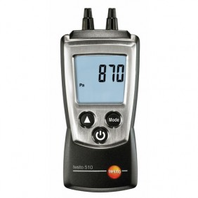 Manomètre gaz - compact - 510 TESTO