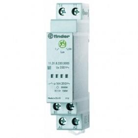 Interrupteur crépusculaire complet 12-16 A Série 11.31 FINDER