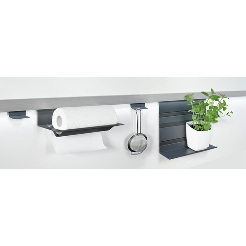 kit syst me de cr dence maxi design lin ro mosaiq kesseb hmer bricozor. Black Bedroom Furniture Sets. Home Design Ideas