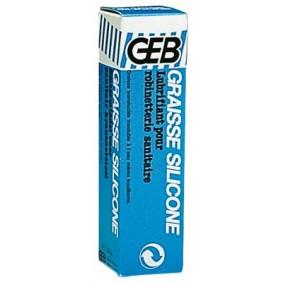 Graisse silicone pour robinetterie GEB