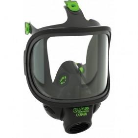 Masque respiratoire complet - visière en verre - 3150 BLS