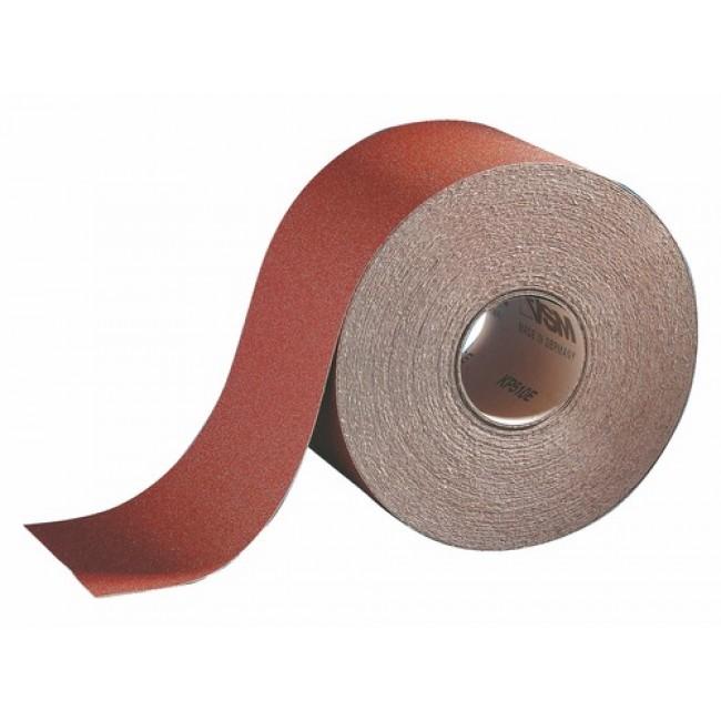 Rouleau abrasif, toile souple et grains corindon KP 508/510 E VSM