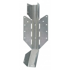 Etrier à pente et orientation réglables - LSSU SIMPSON Strong-Tie