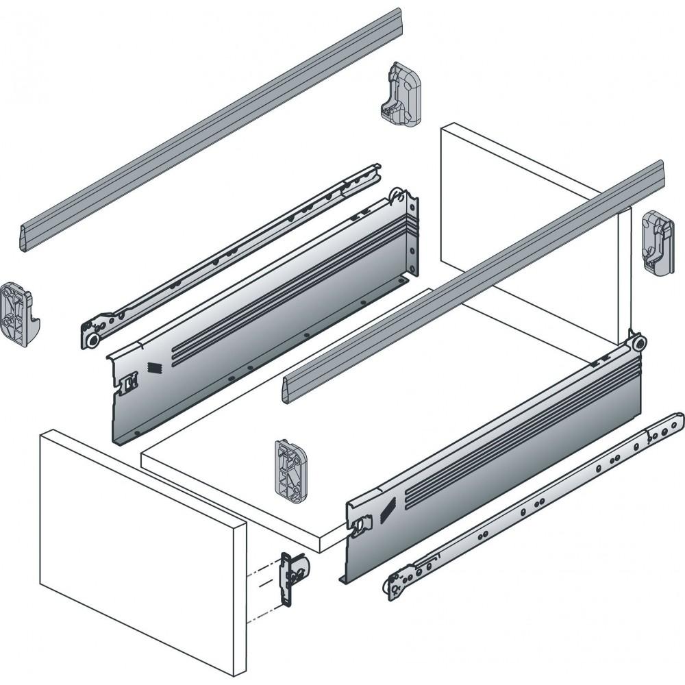 cadres dossiers suspendus pour tiroirs multitech hettich. Black Bedroom Furniture Sets. Home Design Ideas