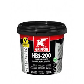 Caoutchouc liquide HBS-200 ® - Enduit de protection universel GRIFFON
