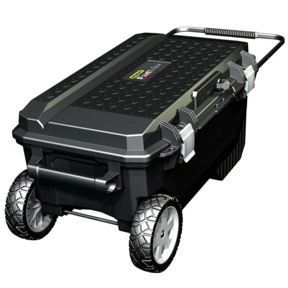 coffre de chantier tanche fat max 113 litres stanley bricozor. Black Bedroom Furniture Sets. Home Design Ideas