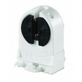 Douille avec pied à clipser pour tube fluorescent T5 - Culot G5 ORBITEC