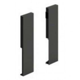 Raccords de façade pour casserolier à l'anglaise ArciTech-H218mm HETTICH