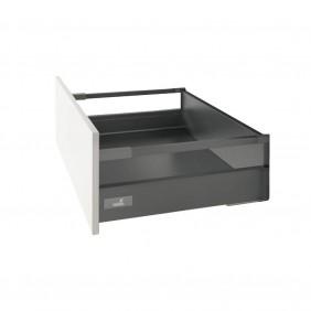 Kit tiroir tringles InnoTech Atira - H144 mm - Silent System 30 kg HETTICH