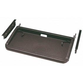 Support coulissant plateau pour clavier type 90 350 TM ASA