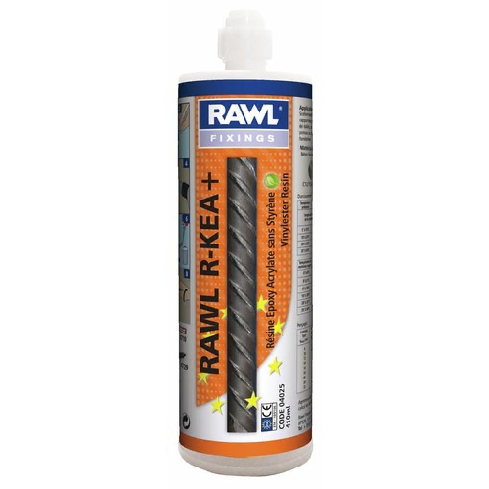 Cartouche de scellement chimique rawl r kea 380ml rawl - Cartouche scellement chimique ...