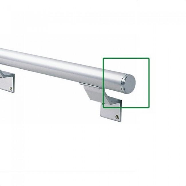 Bouchon aluminium 401 B pour rampe d'escalier aluminium 540 RIVINOX