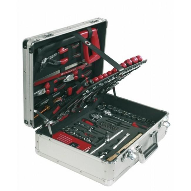 Valise 145 outils 'l'atelier à portée de main' SAM OUTILLAGE