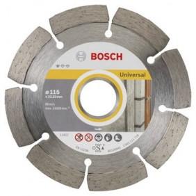 Lot de 10 disques à tronçonner diamanté Standard for Universal 115 x 22,23 x 1,6 x 10 mm BOSCH