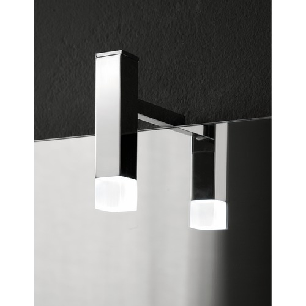 Applique led de salle de bain ilios bricozor for Applique led salle de bain