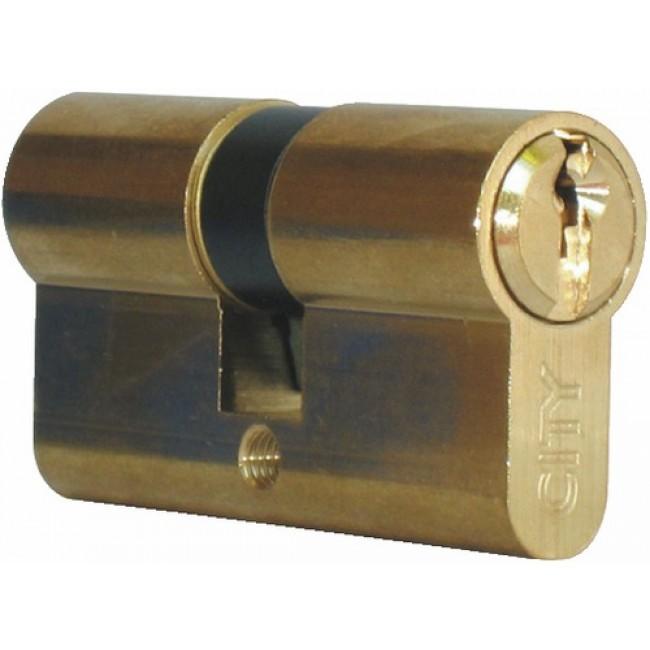 Cylindre double City 5G sur variure KCF 005502 ISEO