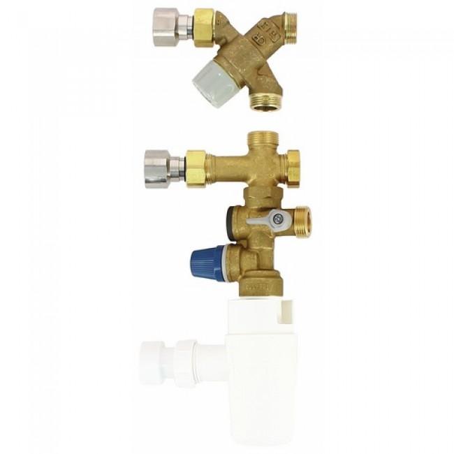 Kit de sécurité - pour chauffe-eau thermodynamique THERMADOR