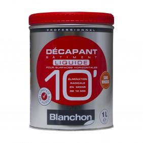 Décapant bâtiment liquide - 10 minutes BLANCHON