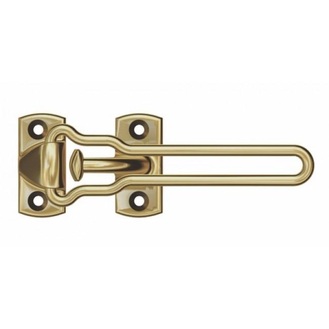 Entrebâilleur acier pour porte affleurante - Classic SOCONA