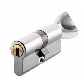 Cylindre à bouton variés - haute sécurité - 32,5x32,5 mm - Radialis VACHETTE