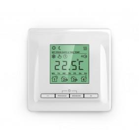 Thermostat digital - capteur de température - TP 520 Neutral BRICOZOR