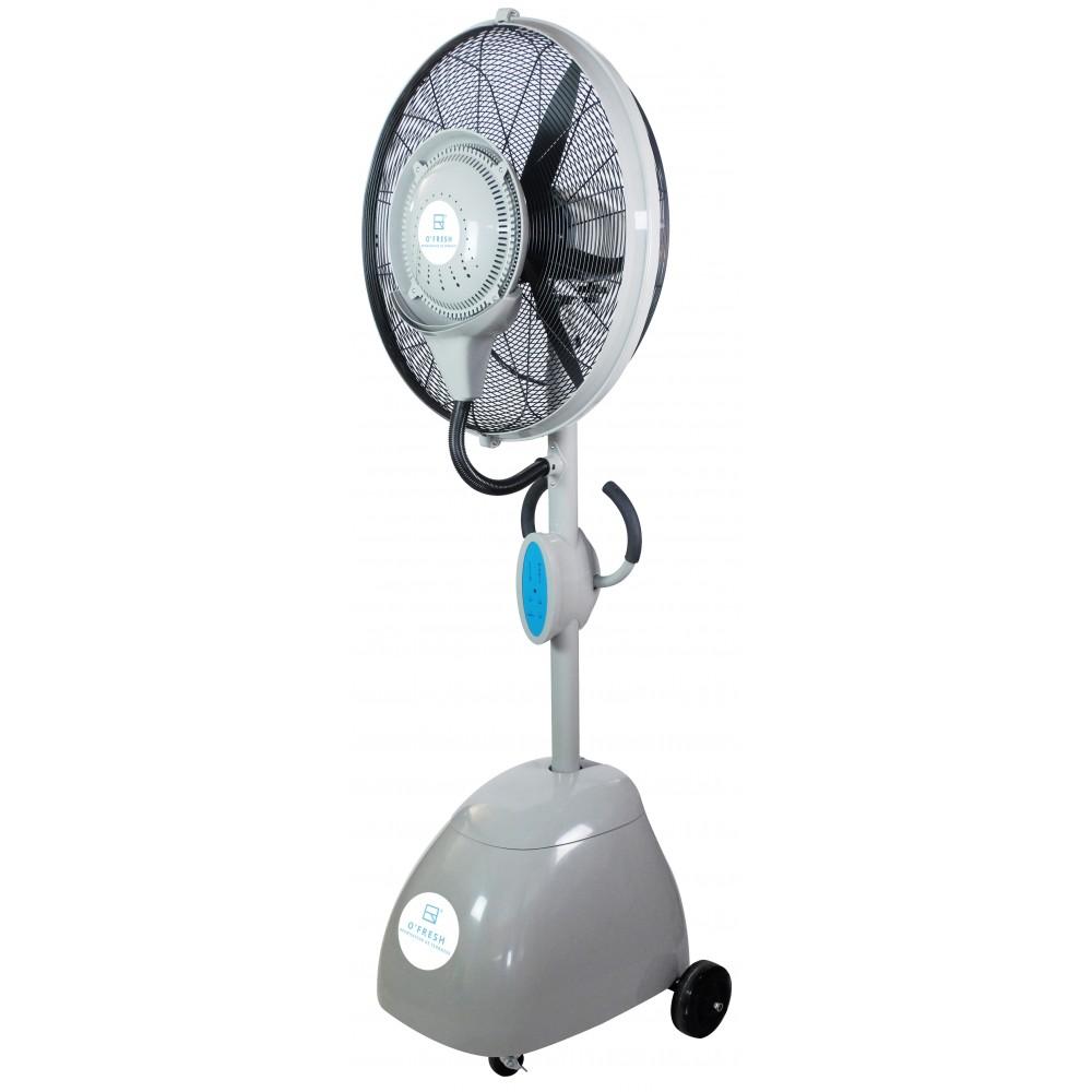 Ventilateur et brumisateur design extérieur haute performance 170 ou200cm O' FRESH