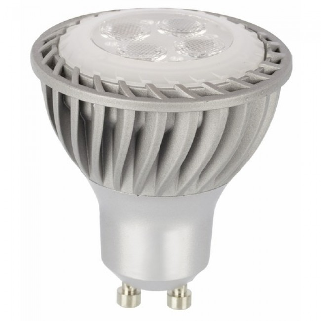 Lampe LED Precise 6W - culot GU10 pour spot gradable GE LIGHTING