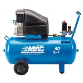 Compresseur d'air à piston lubrifié 50 litres 3 CV - ProMonteCarloL30P ABAC