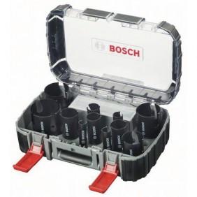 Coffret scie-trépans Power change Multi-construction BOSCH